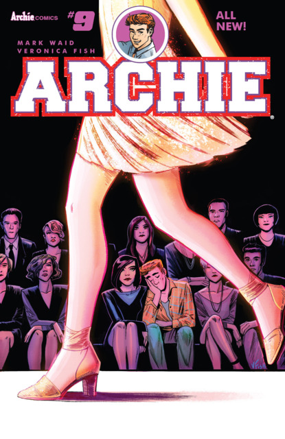 Archie (2015) no. 9 - Used