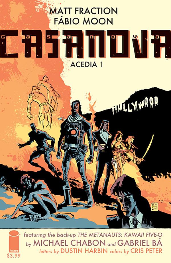 Casanova: Acedia (2015) Complete Bundle - Used