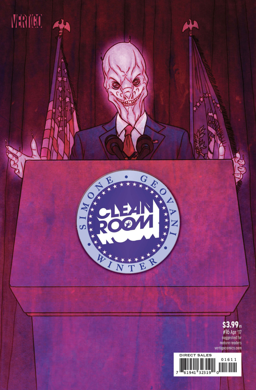 Clean Room (2015) no. 16 - Used