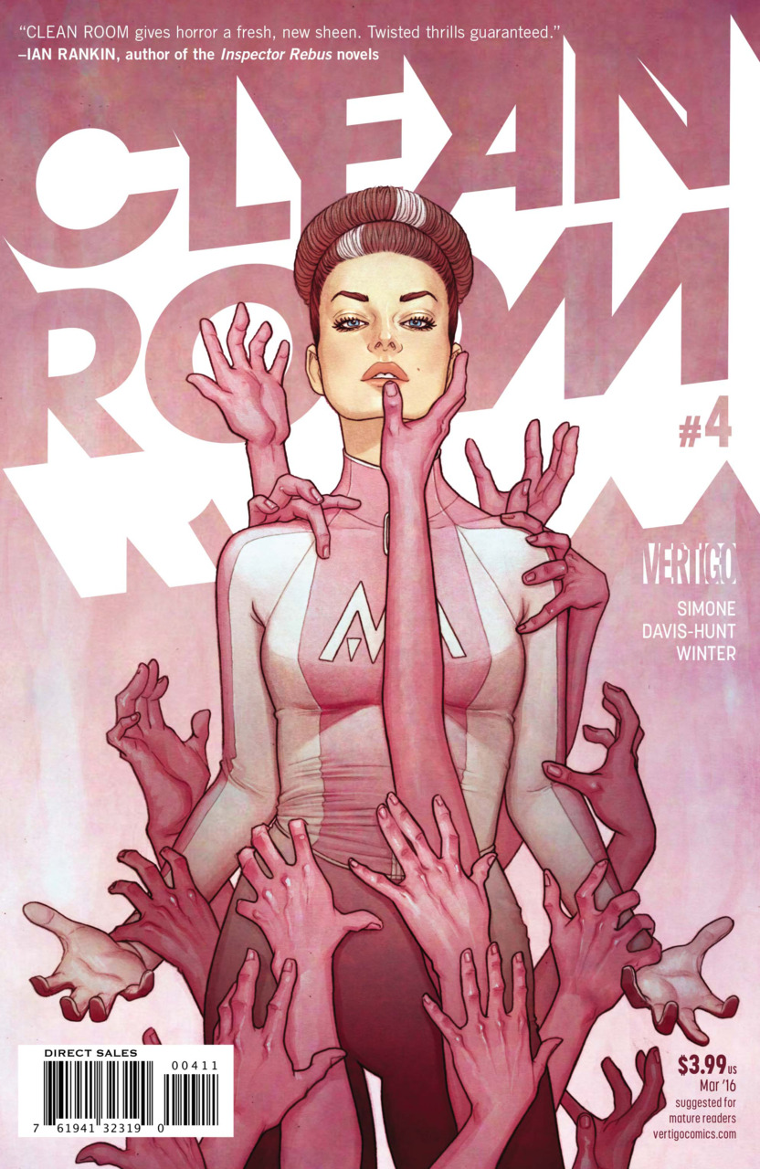 Clean Room (2015) no. 4 - Used