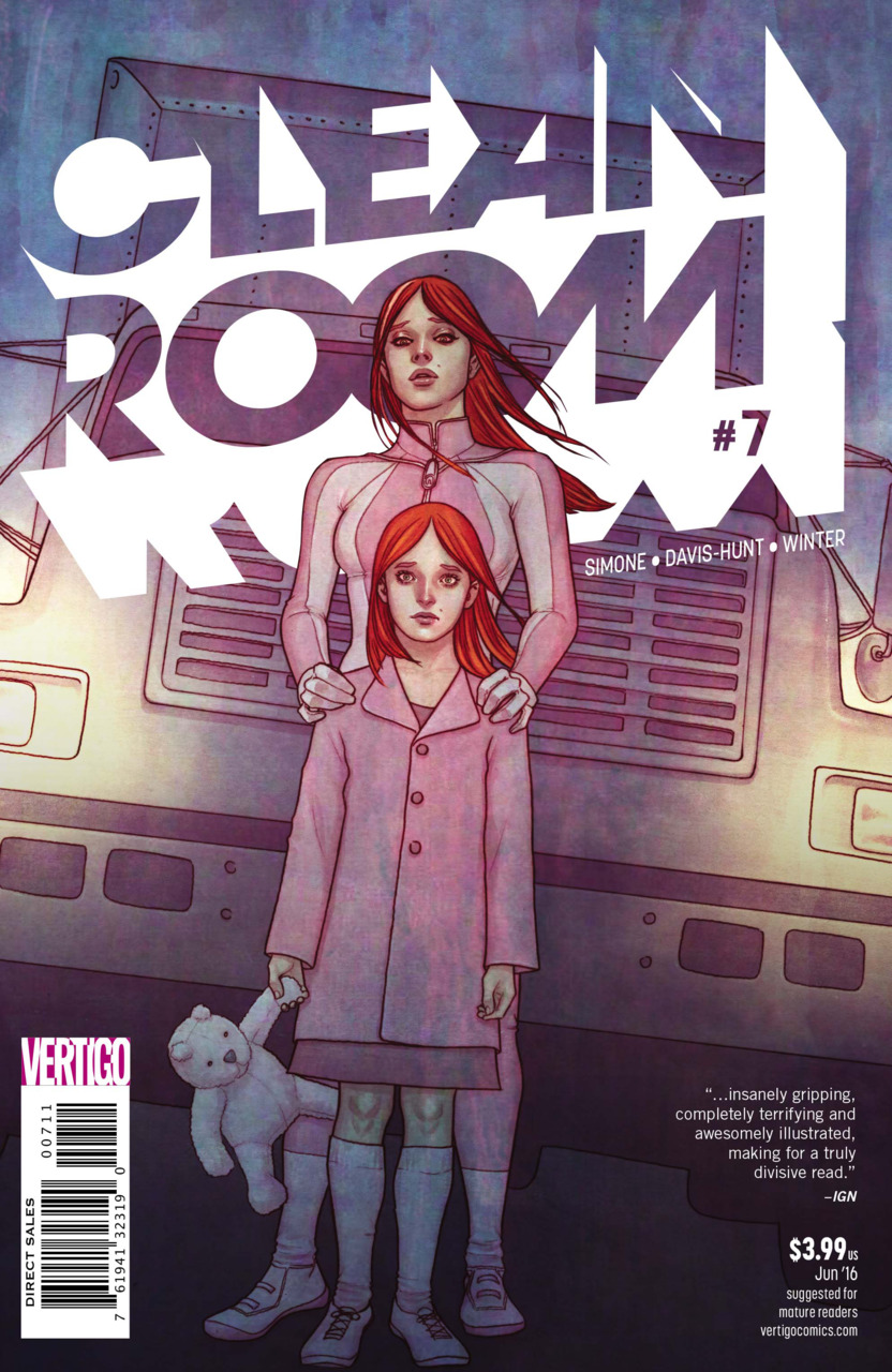 Clean Room (2015) no. 7 - Used