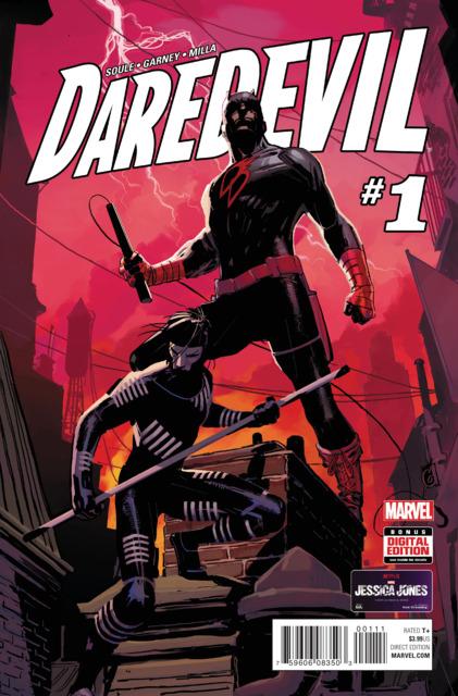 Daredevil (2015) no. 1 - Used