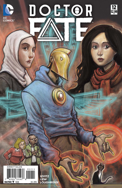 Doctor Fate (2015) no. 12 - Used