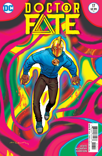 Doctor Fate (2015) no. 17 - Used
