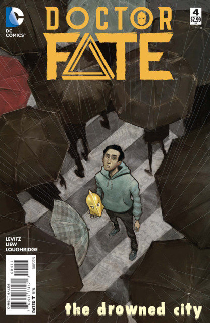 Doctor Fate (2015) no. 4 - Used