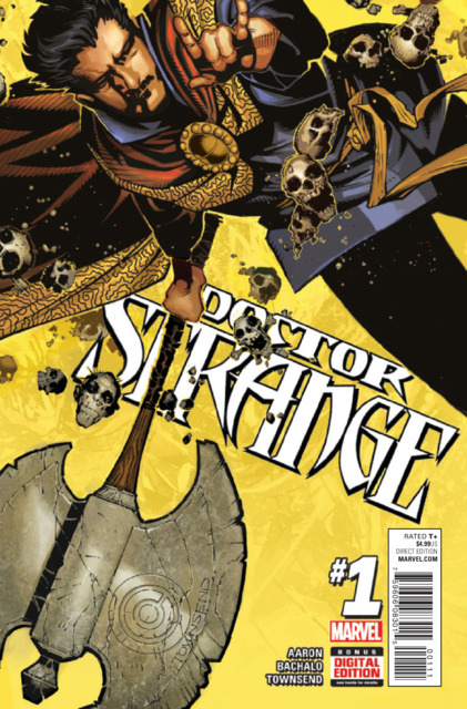Doctor Strange (2015) no. 1 - Used