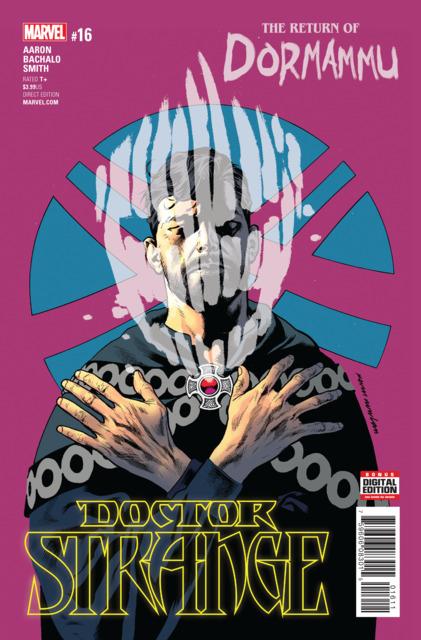 Doctor Strange (2015) no. 16 - Used