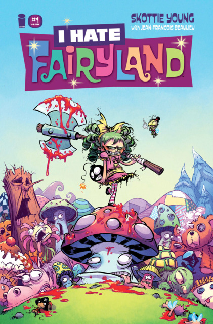 I Hate Fairlyland (2015) no. 1 - Used
