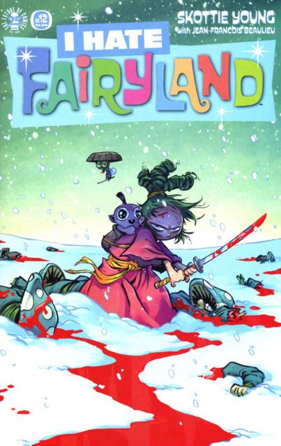I Hate Fairlyland (2015) no. 12 - Used