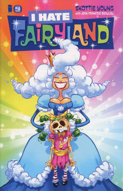 I Hate Fairlyland (2015) no. 4 - Used