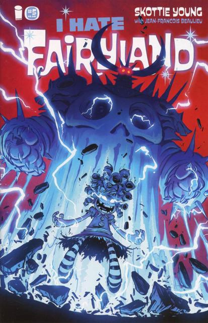 I Hate Fairlyland (2015) no. 5 - Used