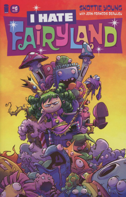 I Hate Fairlyland (2015) no. 6 - Used