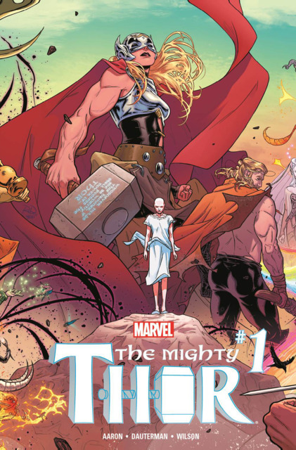 Mighty Thor (2015) no. 1 - Used