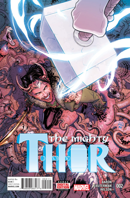 Mighty Thor (2015) no. 2 - Used