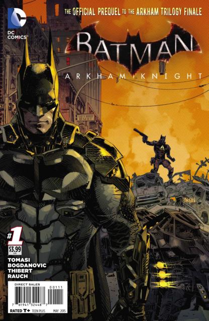 Batman Arkham Knight (2015) no. 1 - Used