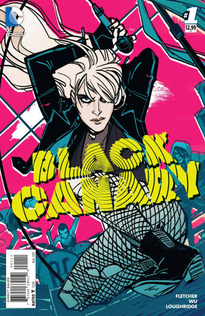 Black Canary (2015) Complete Bundle - Used