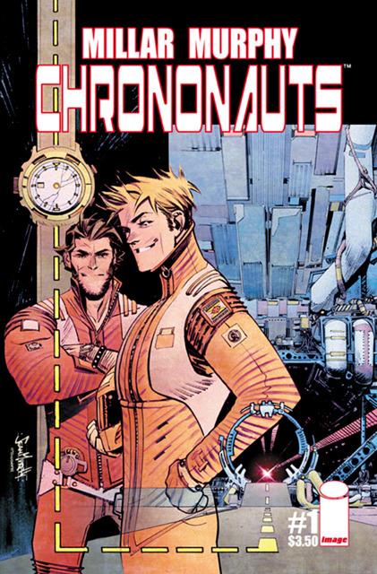 Chrononauts (2015) Complete Bundle - Used