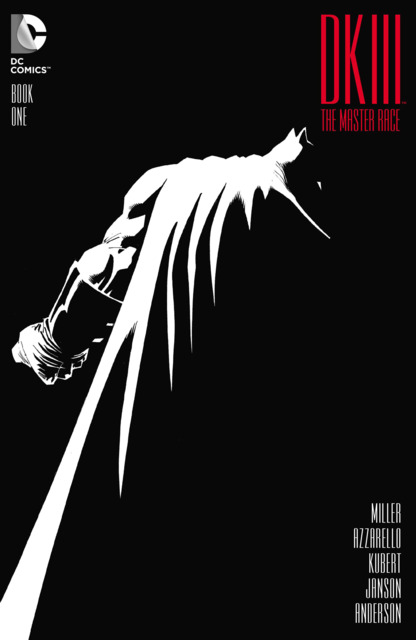 Dark Knight III: The Master Race (2015) no. 1 - Used