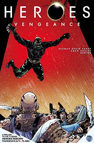Heroes: Vengeance (2015) Complete Bundle - Used