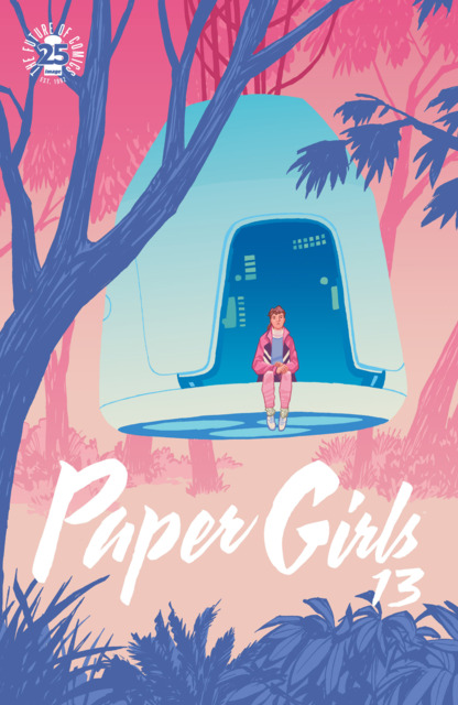 Paper Girls (2015) no. 13 - Used