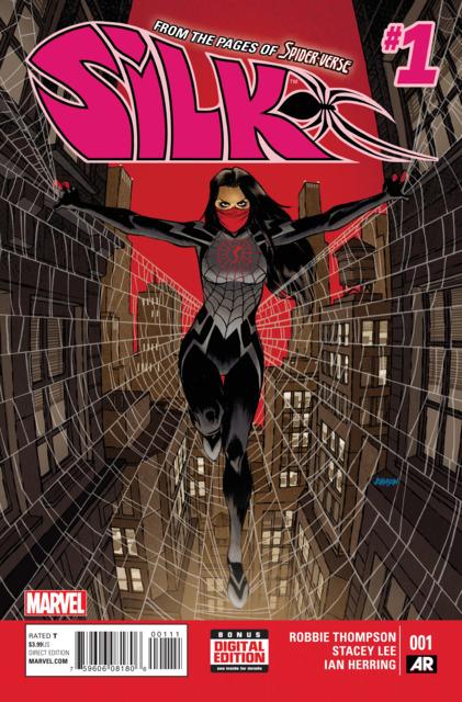 Silk (2015 1st Series) Complete Bundle - Used