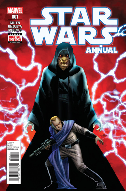 Star Wars (2015) Annual no. 1 - Used