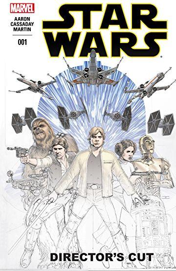 Star Wars (2015) no. 1 - Directors Cut - Used