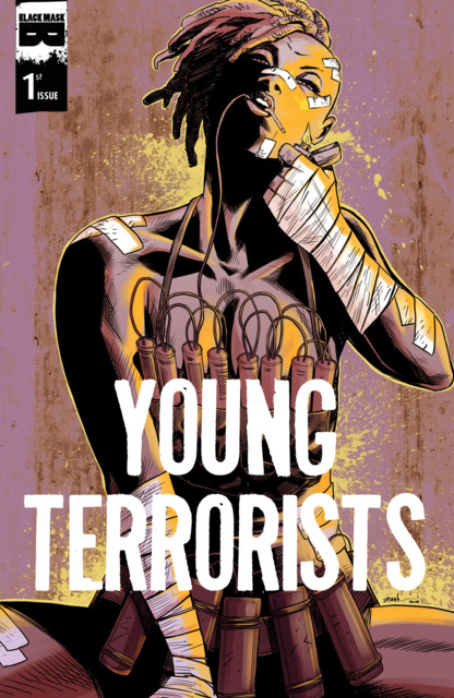 Young Terrorists (2015) Complete Bundle - Used