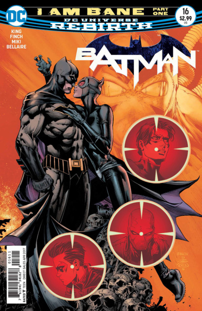 Batman (2016) no. 16 - Used