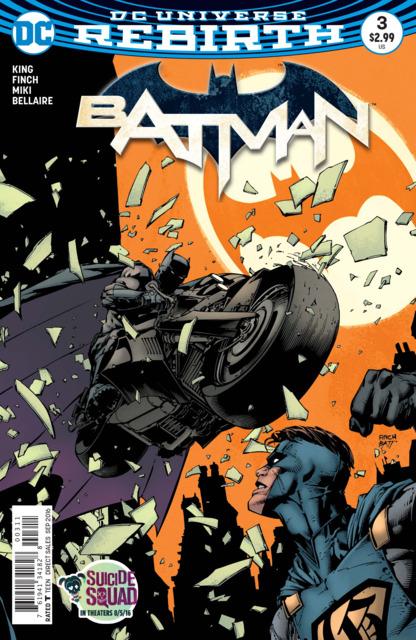 Batman (2016) no. 3 - Used