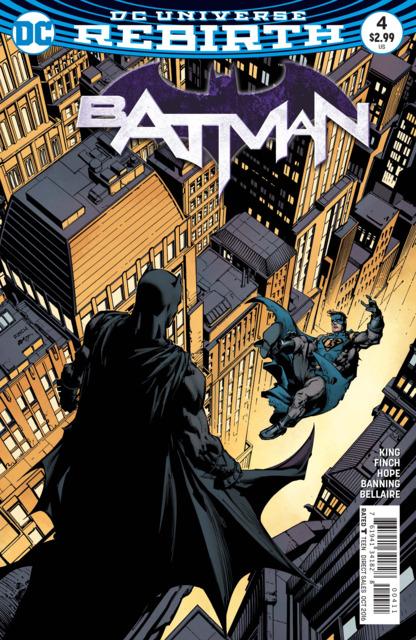 Batman (2016) no. 4 - Used