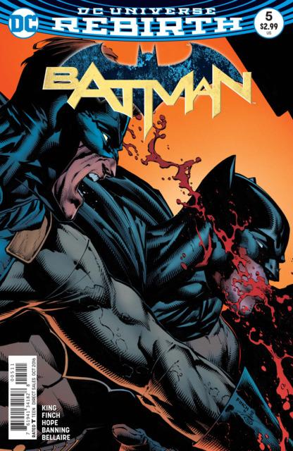 Batman (2016) no. 5 - Used