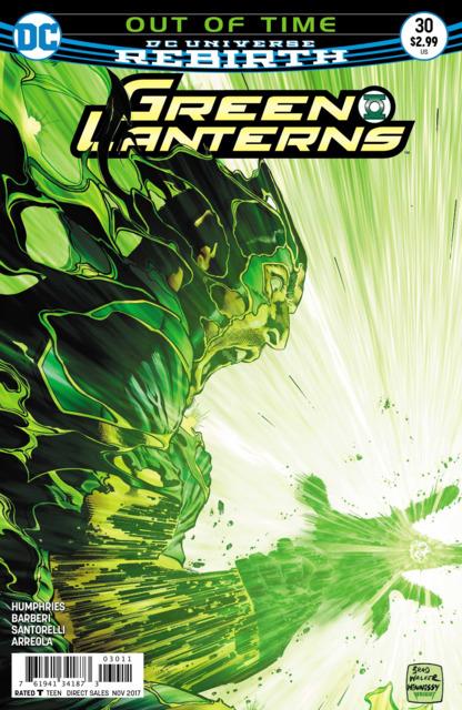 Green Lanterns (2016) no. 30 - Used