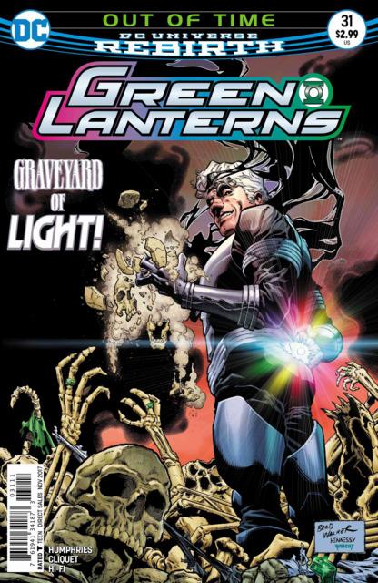 Green Lanterns (2016) no. 31 - Used