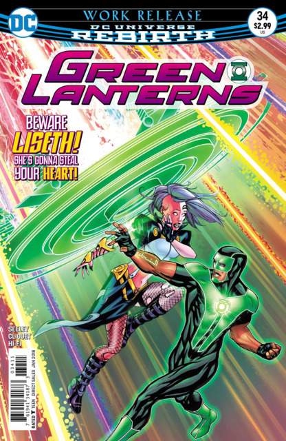 Green Lanterns (2016) no. 34 - Used