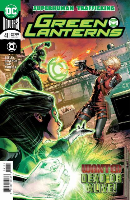 Green Lanterns (2016) no. 41 - Used
