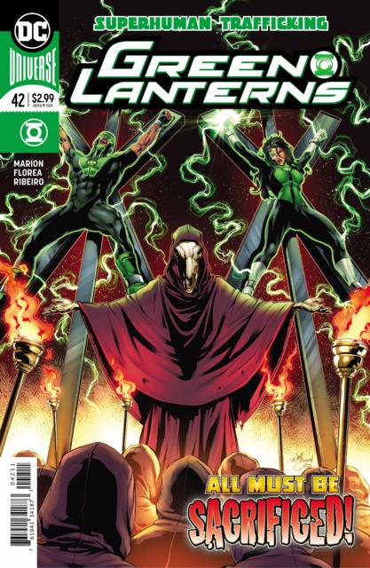 Green Lanterns (2016) no. 42 - Used