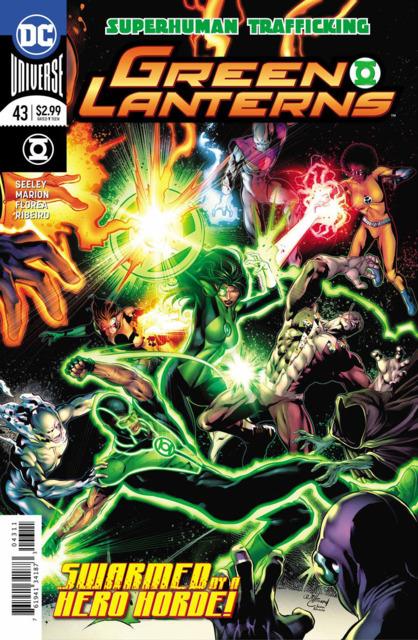 Green Lanterns (2016) no. 43 - Used