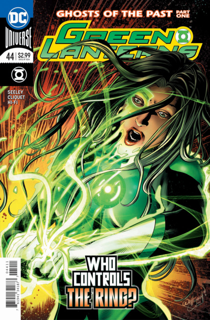 Green Lanterns (2016) no. 44 - Used