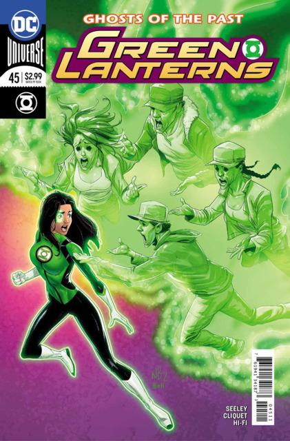 Green Lanterns (2016) no. 45 - Used