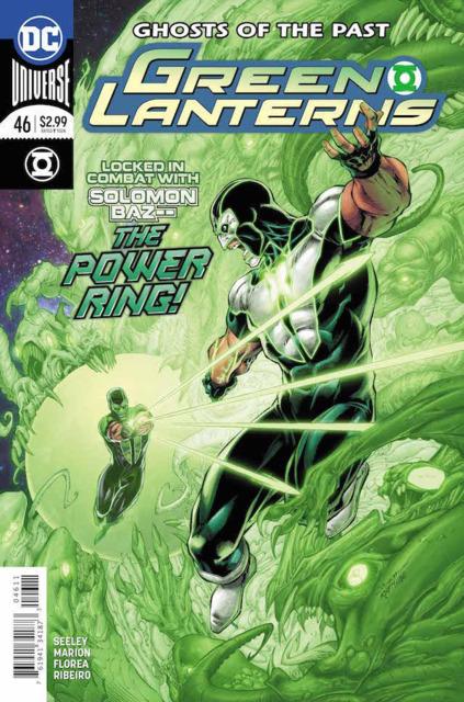 Green Lanterns (2016) no. 46 - Used