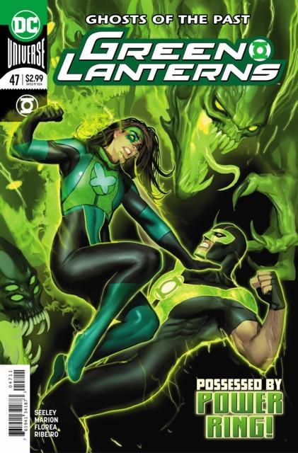 Green Lanterns (2016) no. 47 - Used