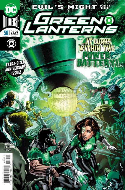 Green Lanterns (2016) no. 50 - Used