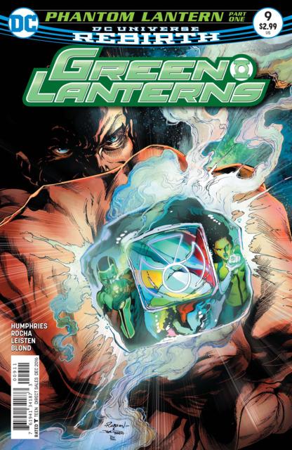 Green Lanterns (2016) no. 9 - Used