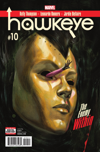 Hawkeye (2016) no. 10 - Used