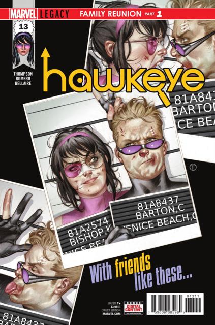 Hawkeye (2016) no. 13 - Used