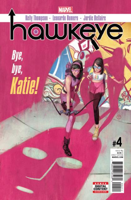 Hawkeye (2016) no. 4 - Used