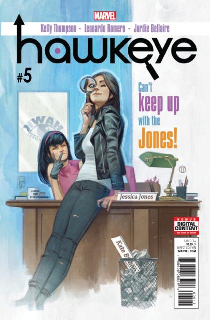 Hawkeye (2016) no. 5 - Used