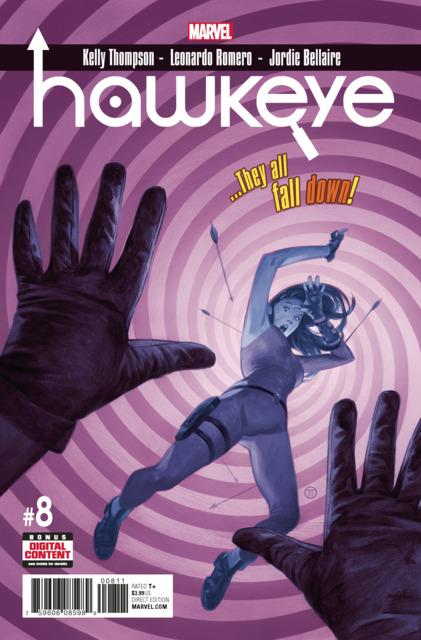Hawkeye (2016) no. 8 - Used