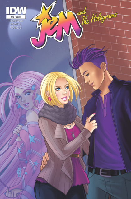Jem and the Holograms (2015) no. 10 - Used